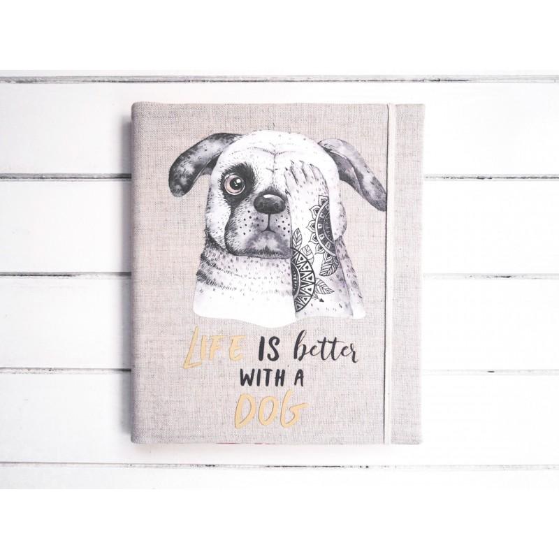 fotoalbum pre psíka