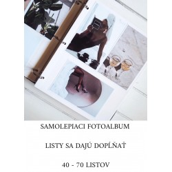 Fotoalbum na fotky 10x15