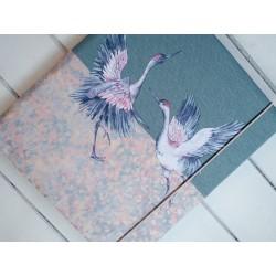svadobné fotoalbumy vtáci