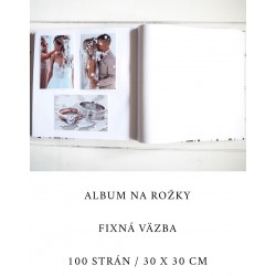 Fotoalbum na rožky