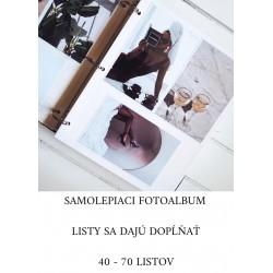 fotoalbum XL