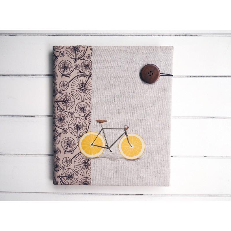chlapcenské fotoalbumy s bicyklom