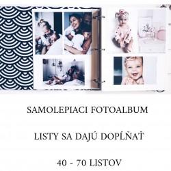 samolepiaci fotoalbum 500 fotiek 10x15