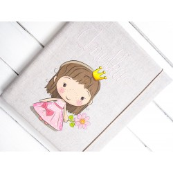 detský album pre dievča s menom