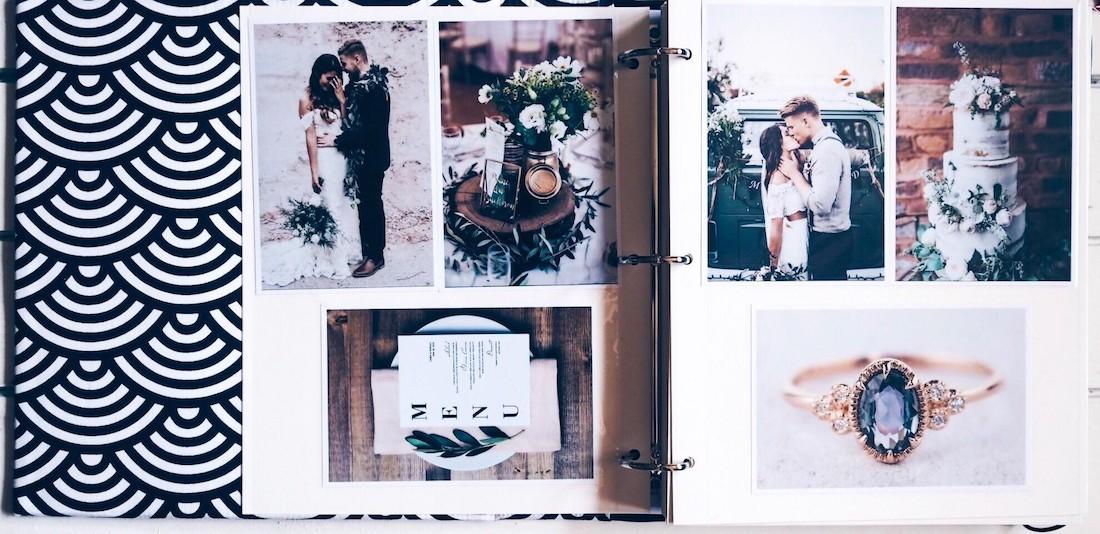 Svadobné fotoalbumy BAKY